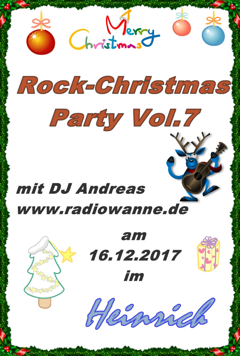 Rock-Christmas Party Vol.7